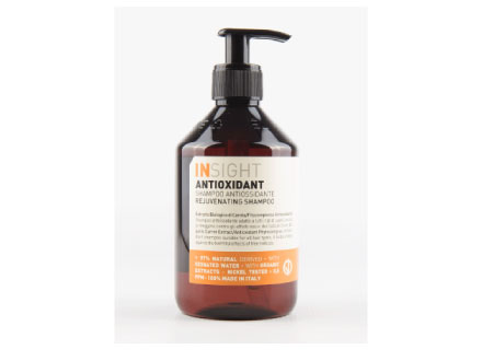Insight Shampoo Antioxidante 400 ML